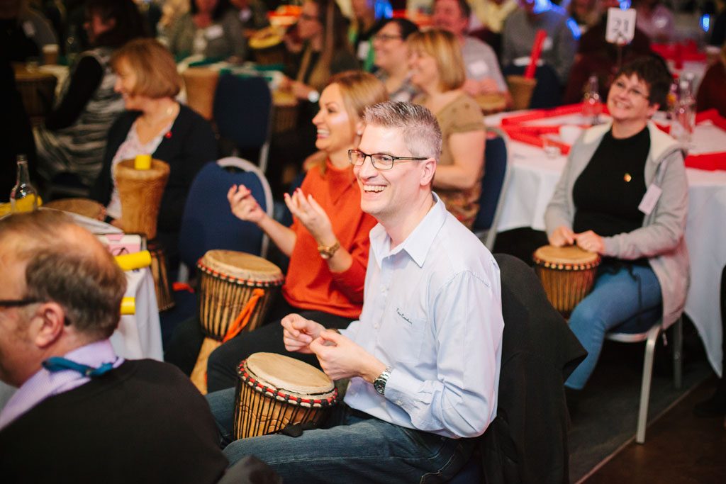 Conference Entertainment Ideas for Team Building and Events