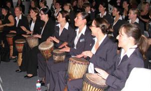 <center>Drumming</center>